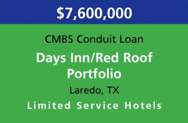 Texas CMBS conduit loans