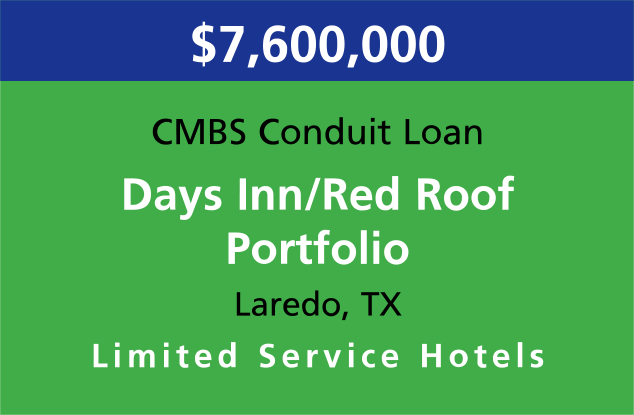 Texas CMBS conduit loans
